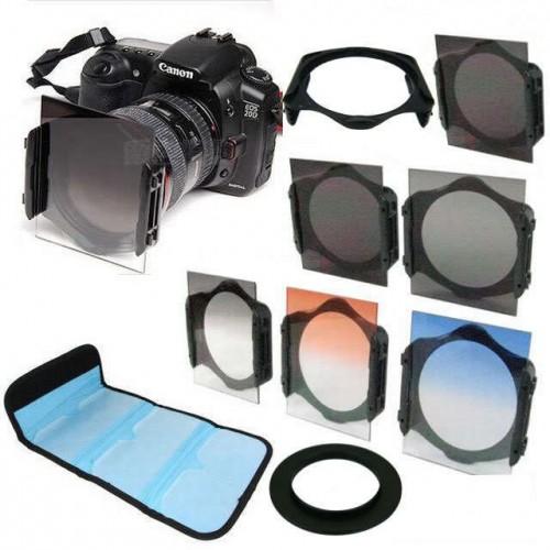 Фильтры для фотоаппарата своими руками